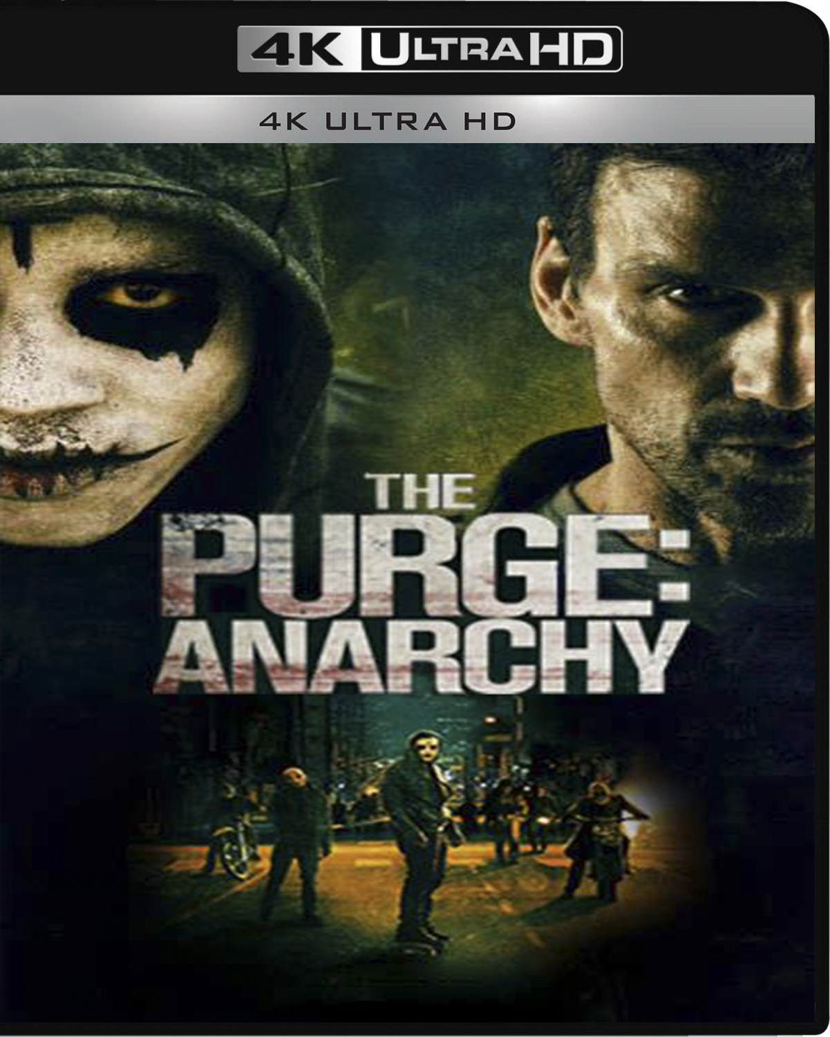 The Purge: Anarchy [2014] [UHD] [2160p] [Latino]