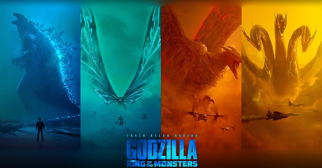 Godzilla: King of the Monsters (2019) Download full Torrent