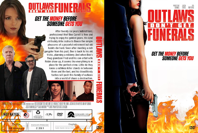Outlaws Don't Get Funerals DVD Cover