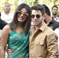 Priyanka Chopra , Nick jonas