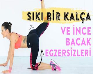 Sıkı Bir  Vücut İçin Hangi Egzersizler Yapılır