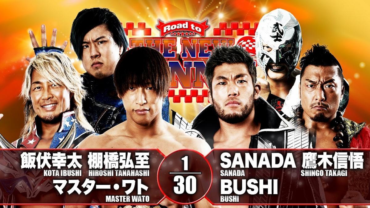 Cobertura: NJPW Road To The New Beginning 2021 – Day 06 – Hit!