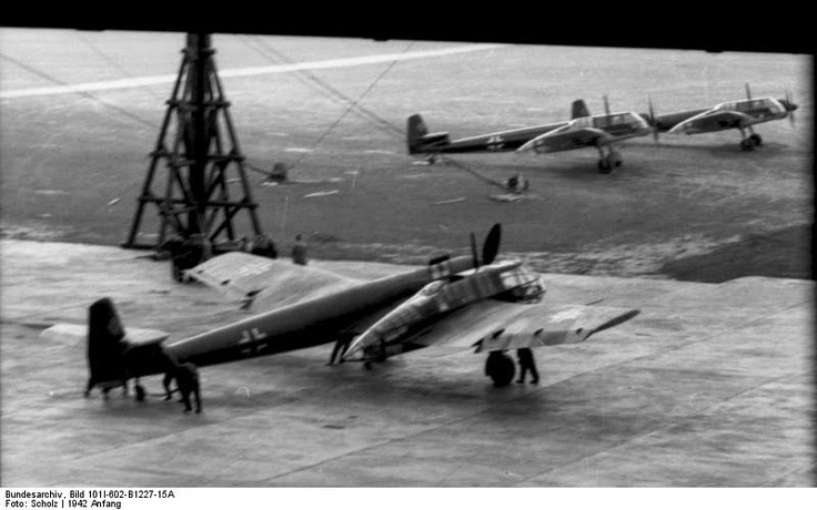 German Blohm und Voss Bv 141 worldwartwo.filminspector.com