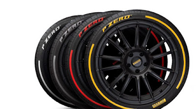 Pirelli tires in Dubai