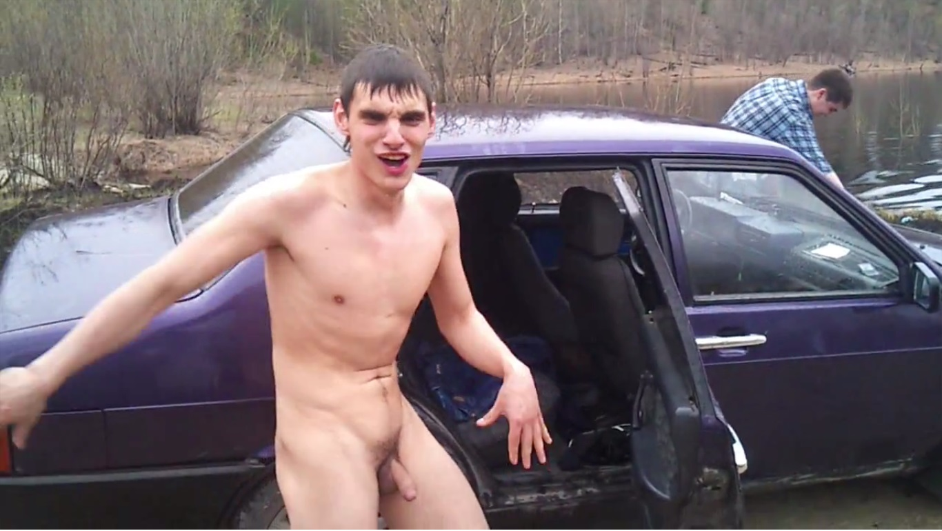 ukrainian naked guy