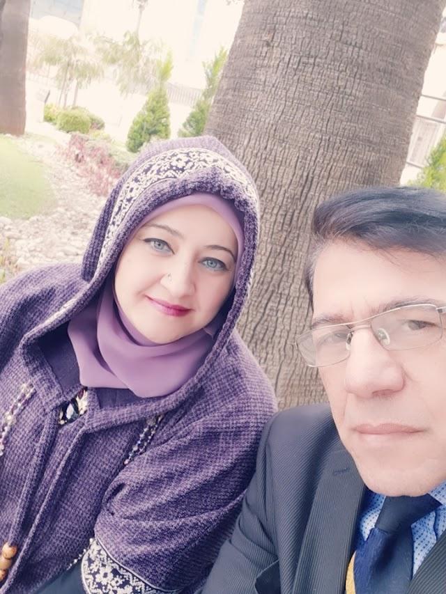 عباس داخل حسن في مجاورة ثقافيّة لسناء الشعلان