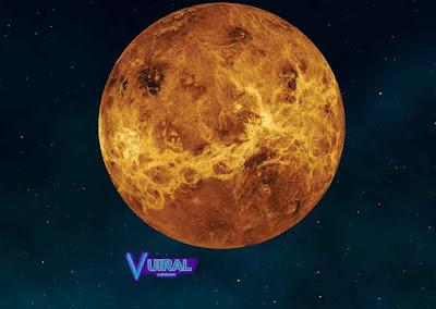 Gambar Planet Venus Dan Ciri Cirinya