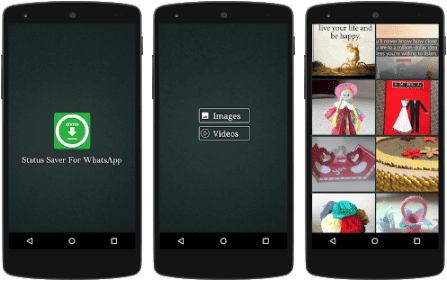 Aplikasi Download Story WA - 6