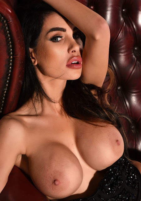 Ann Denise big boobs naked 13