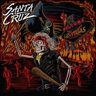 """Το βίντεο των Santa Cruz για το """"Into the War"""" από το album """"Katharsis"""""""