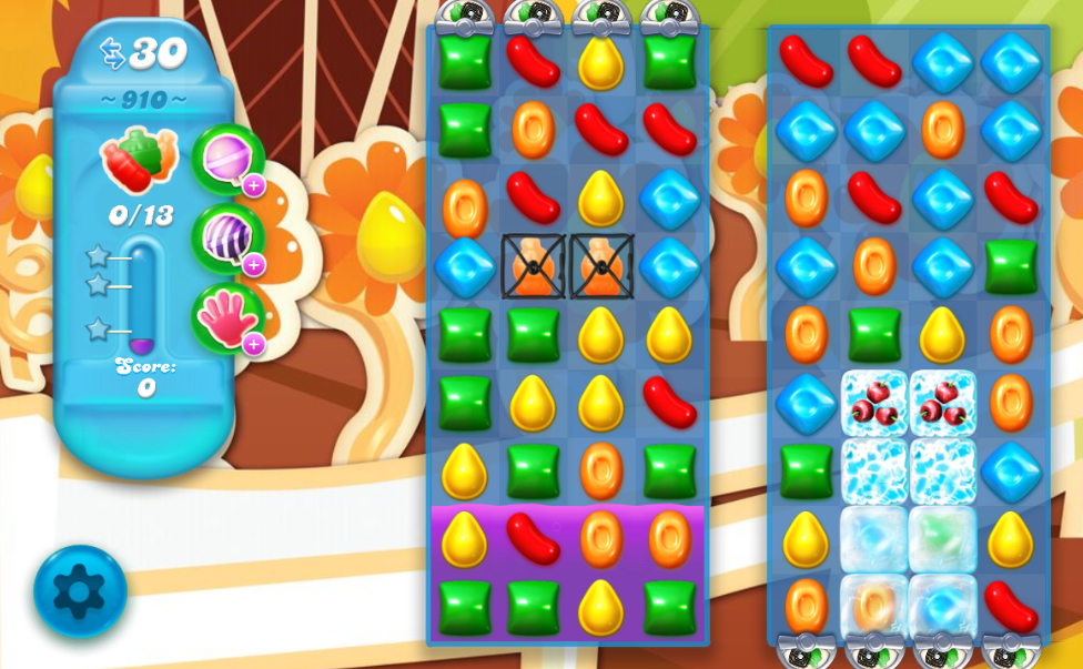 Candy Crush Soda Saga 910