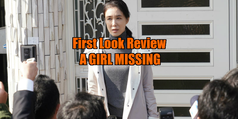 a girl missing review