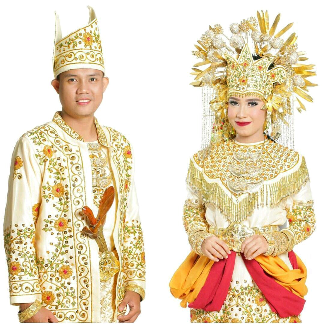 Keunikan Pakaian Adat Jambi Melayu