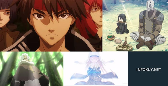 Anime Drama 2020