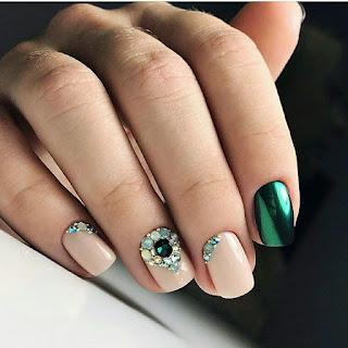 Christmas Nails Arts