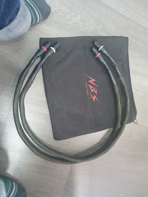NBS Signature XLR Interconnect (Used) 20200713_141442