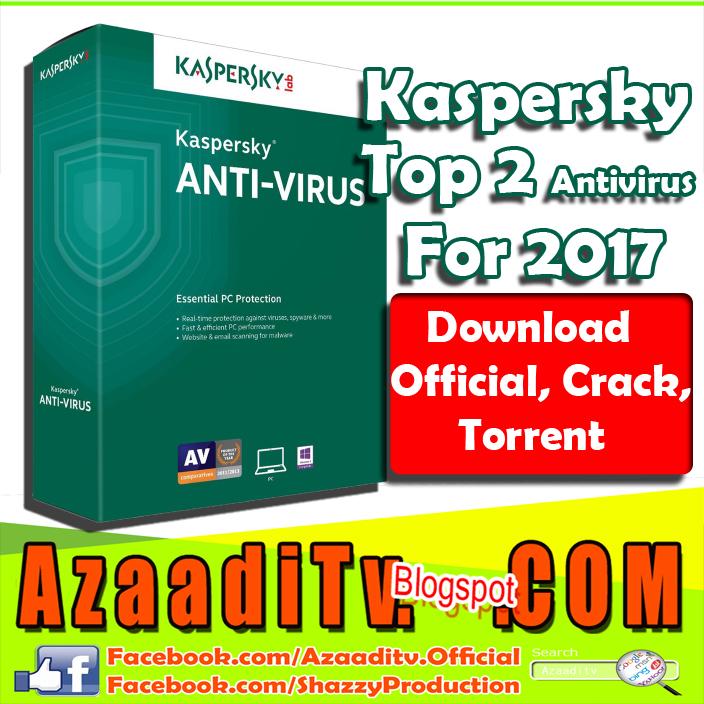 Kaspersky anti virus 2017 keygen 11
