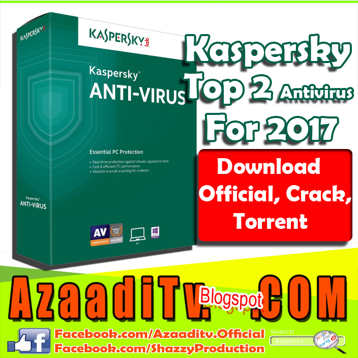 kaspersky antivirus full version with crack torrent download