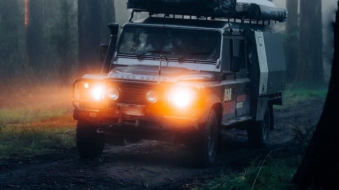 Papel de Parede Land Rover