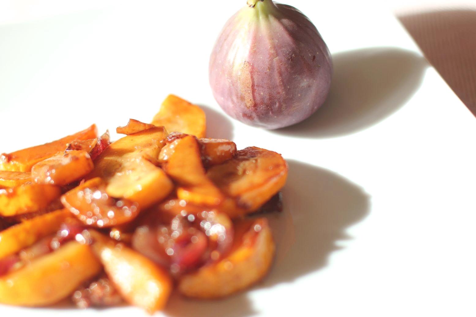 Feigen eigenen sich besonders gut für herbstliches Gemüse