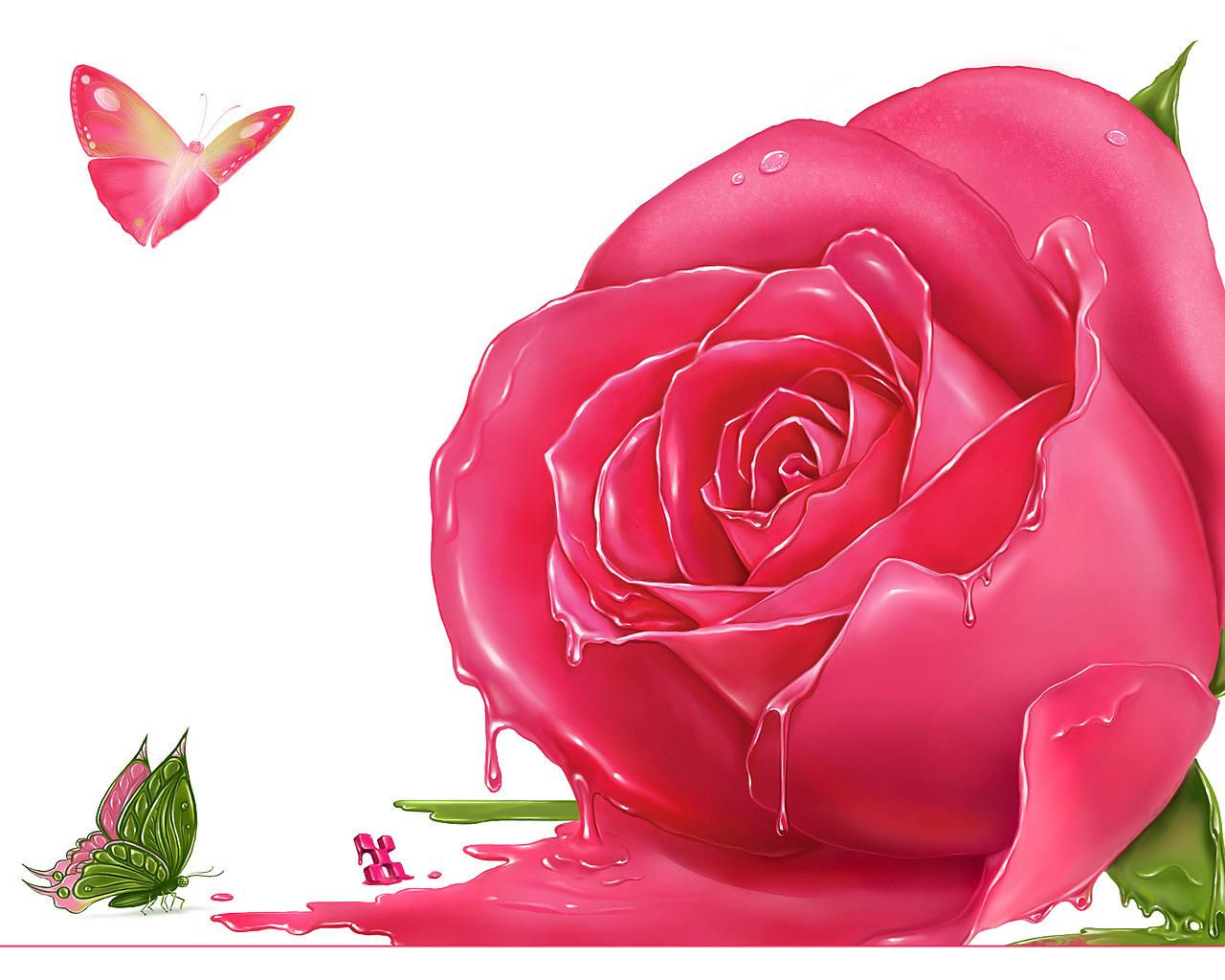 Wallpaper beautiful rose wallpapers 2011 - Pretty roses wallpaper ...