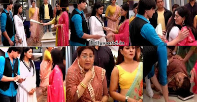 """ Vedika Gives Divorce Papers to Kartik, He Signs it, Dadi Gets Faint "" Yeh Rishta Kya Kehlata Hai Spoiler Upcoming Story"