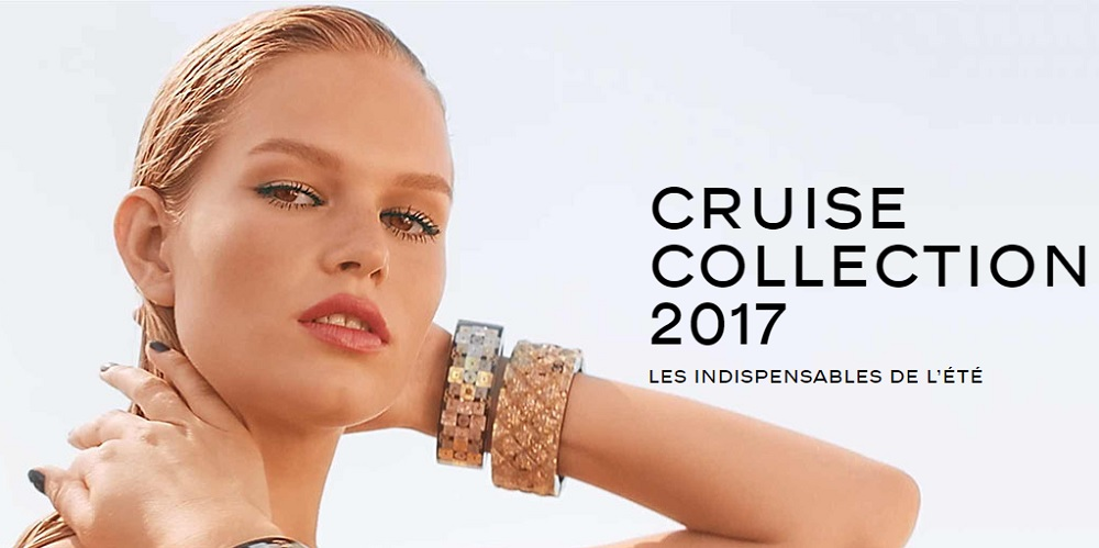 Beauty: Cruise Collection 2017 di Chanel per una pelle baciata dal sole