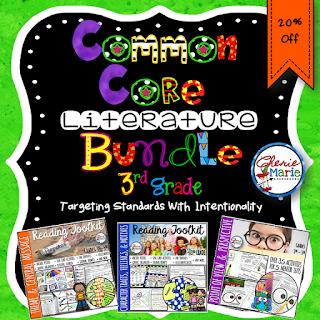 3rd Grade Toolkit Bundle