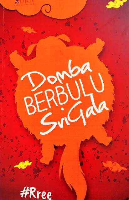 Sampul Novel Domba Berbulu Srigala karya Rree