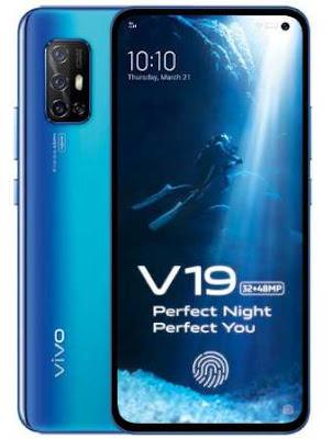 Android Vivo V19 snapdragon 712 qualcomm