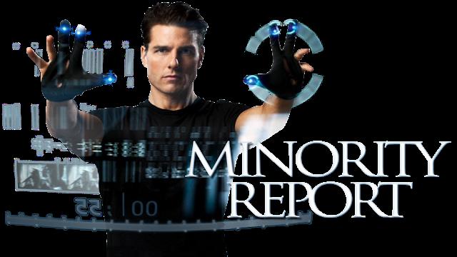 Minority Report 2002 Dual Audio Hindi 720p BluRay