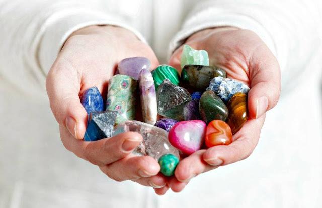 ¡El poder mágico de los cristales!