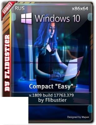 Compact build of Windows 10 1809 Compact 4in2 [17763 379