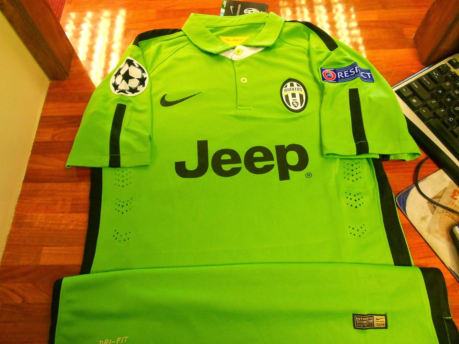 fee589312 Football Kits FC  Juventus 2014 15 Nike Third Kit Leak