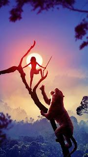 Mowgli Movie Mobile HD Wallpaper
