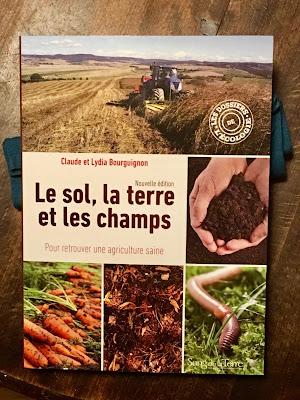 Lydia und Claude Bourguignon: Der Boden, die Erde und die Felder (Buchcover)