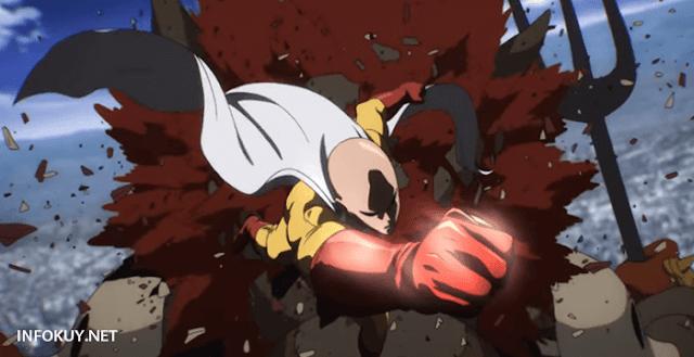 Sinopsis One Punch Man