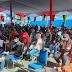 Pangkalan TNI AL  Adakan Serbuan 1000 Vaksinasi Di Pelabuan Tanjungwangi Banyuwangi