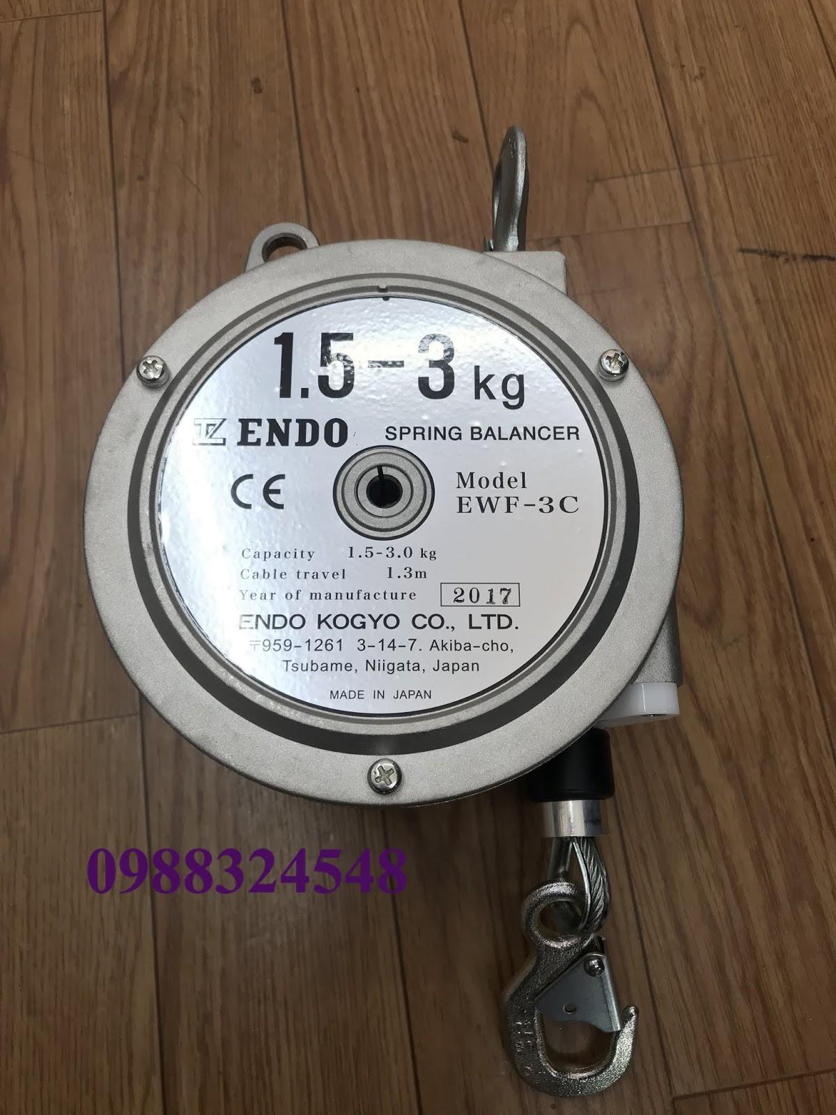 Pa lăng cân bằng Endo EWF-3C