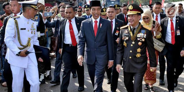 Rangkap Jabatan Sipil, IPW Nilai Jokowi Terlalu Istimewakan Polisi