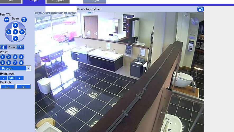Intitle Live View Axis More Live Webcam 30
