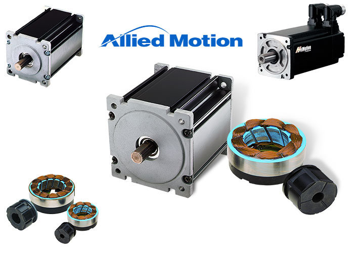 Allied Motion Brushless Servo Motors Product Types