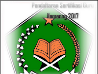Daftar Nama-Nama Calon Sertifikasi Guru Madrasah Tahun 2017 Mapel Umum