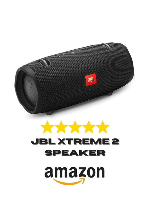 JBL Xtreme 2 Speaker Rating