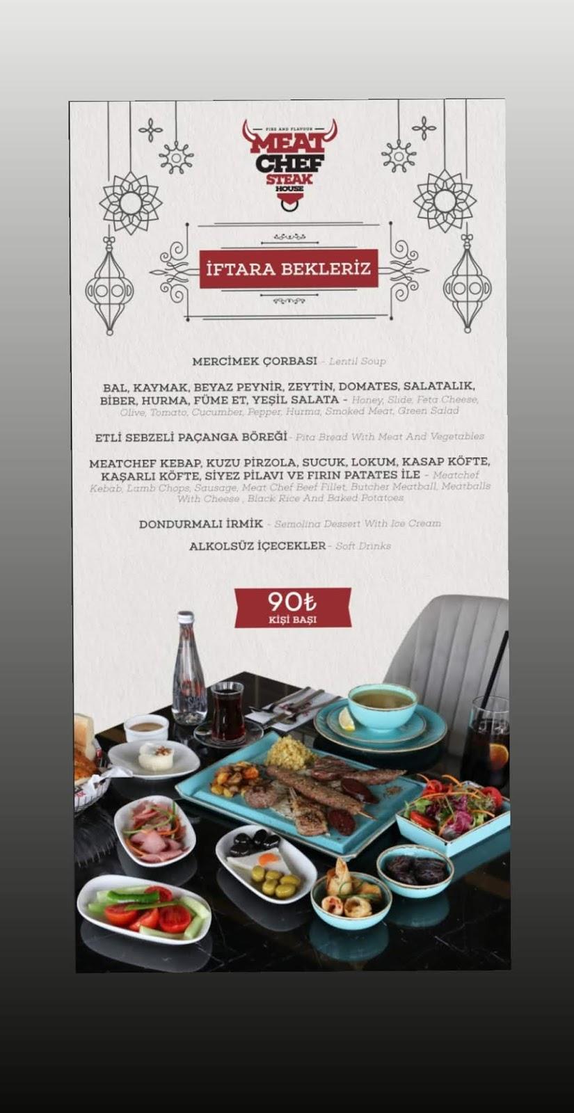 meat chef kartal ist marina yemek yerleri kartal iftar mekanları 2019 kartal iftar restaurant kartal iftarlık yerler