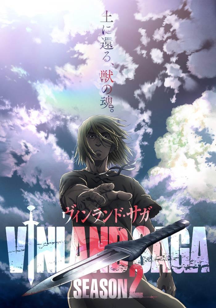 Vinland Saga anime - Temporada 2 - poster