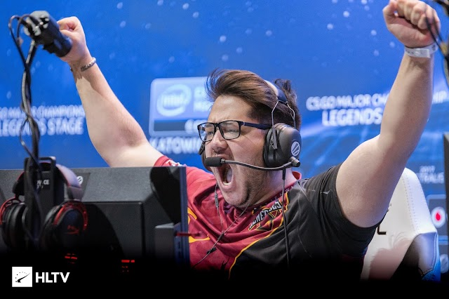 IEM Katowice 2019 Legends Stage Day3「Renegades」「Na'Vi」「MIBR」がChampions Stageへ進出