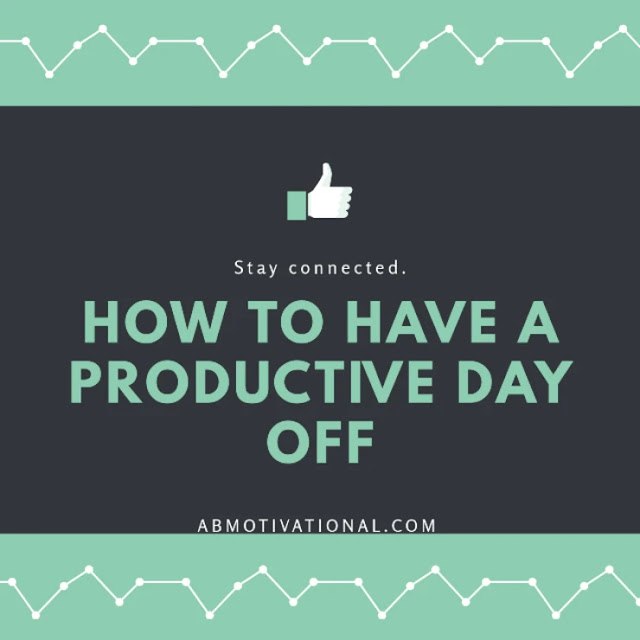 How To Be Productive Everyday