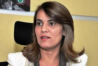 Secretária de Estado da Paraíba pede demissão após ser presa