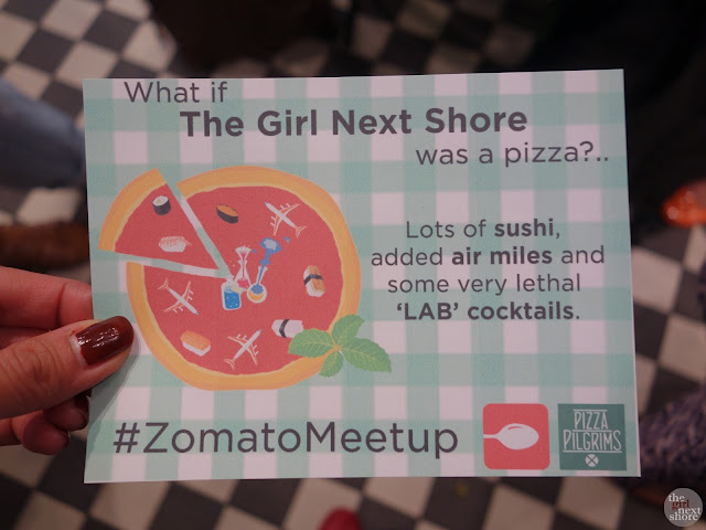 Pizza Pilgrims #ZomatoMeetup (Kingly Court): where we were Pizza Gods for a night